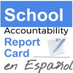 School Report Card Espanol