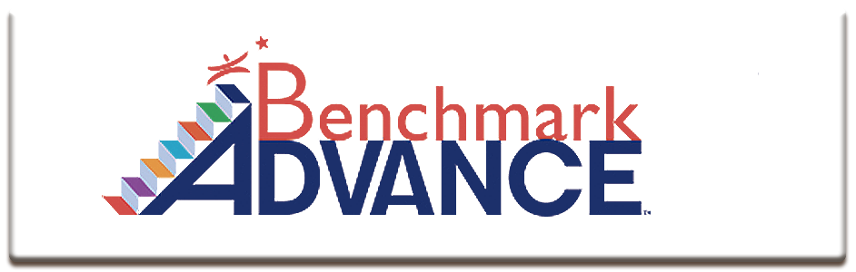 benchmark advance button